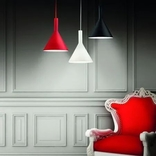 Luster Ideal Lux COCKTAIL SP1 SMALL ROSSO