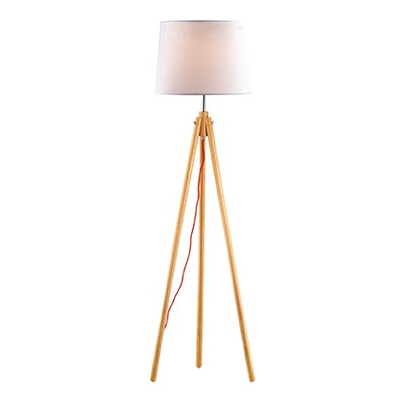 Stojacia lampa Ideal Lux York PT1 wood