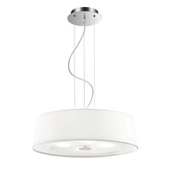 Luster Ideal Lux HILTON SP4 Round Bianco