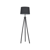 Stojacia lampa Ideal Lux YORK PT1 NERO